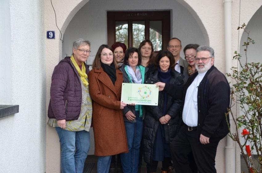 F�nf Jahre Katholisches Familienzentrum Westerwald