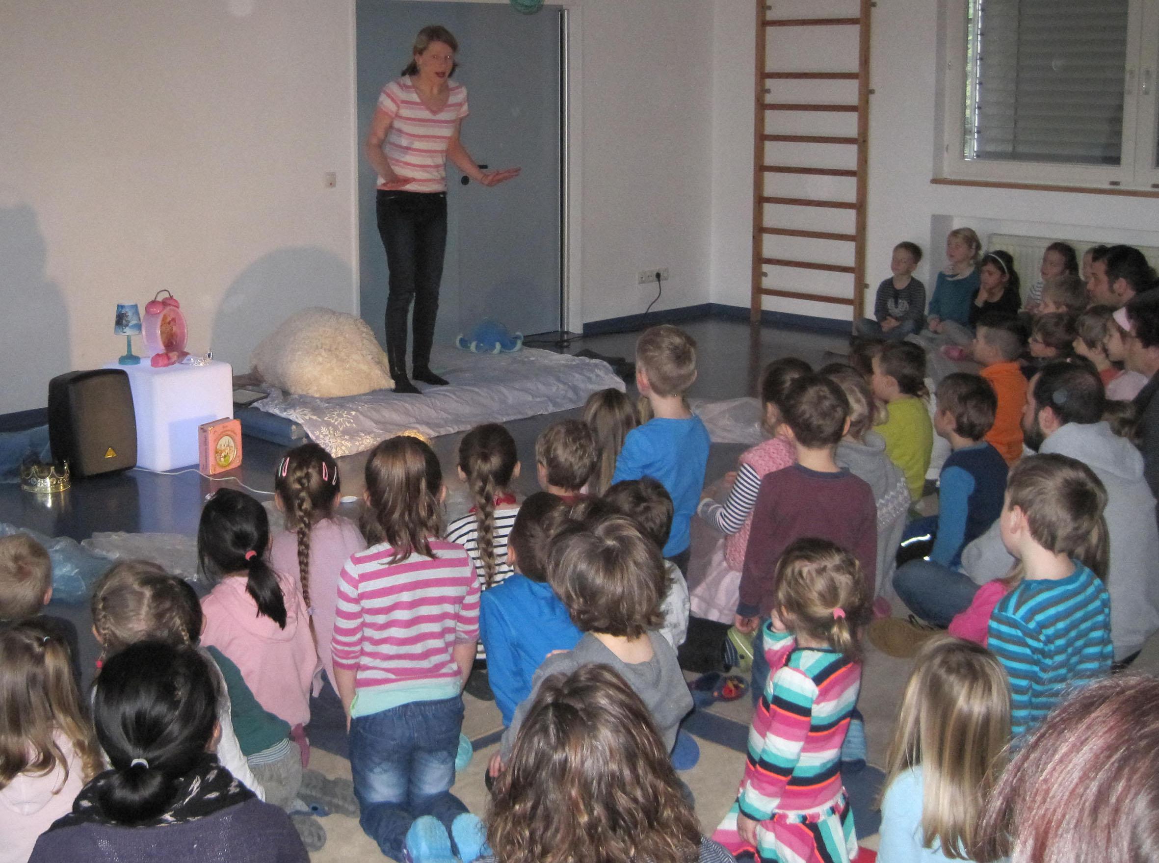 """Mitmachtheater landet auf dem """"Kinderplanet"""""""