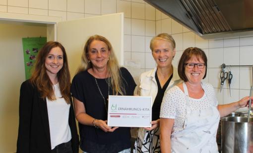 Kita Himmelfeld: Drei Sterne für ausgezeichnetes Essen