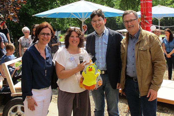 Kita Oberbieber feierte 25-jähriges Bestehen