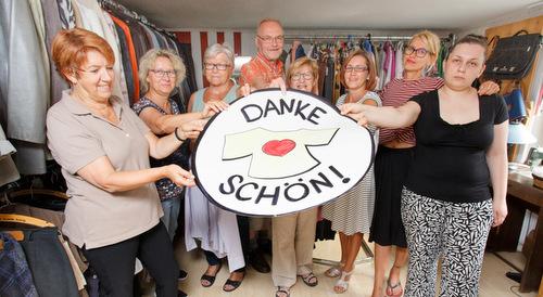 Kleiderhaus hilft seit drei Jahren Bedürftigen