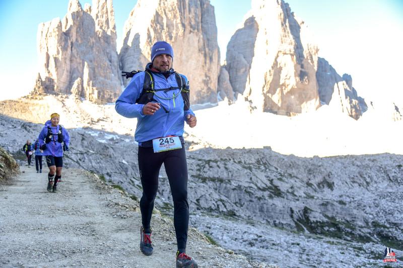 Holger Boller aus Kleinmaischeid stellt sich dem Ultra Trail Mont Blanc (UTMB) schon zum zweiten Mal. Foto: Privat