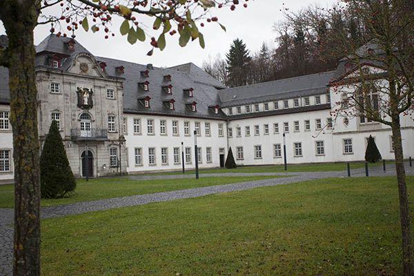 Gedenken und Mahnung im Privaten Gymnasium Marienstatt
