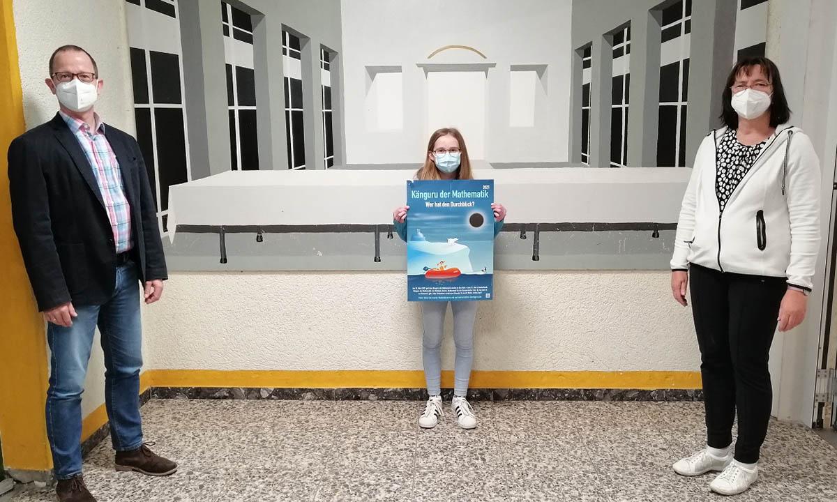 Känguru-Wettbewerb am Wiedtal-Gymnasium: Rechnen, Knobeln, Nachdenken