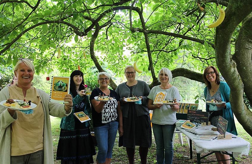 Kochbuch der Gelben Villa: Was Leib und Seele zusammenhält