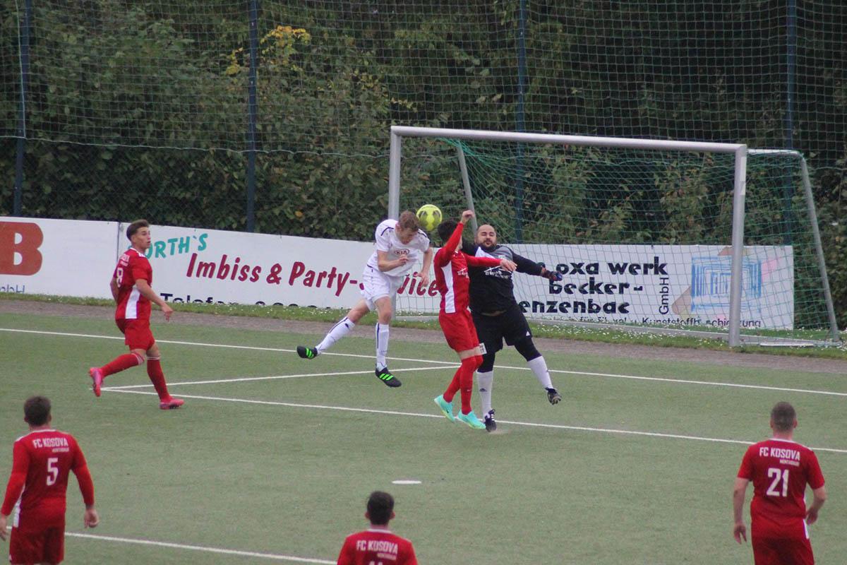 SG Ellingen I und II spielten jeweils unentschieden