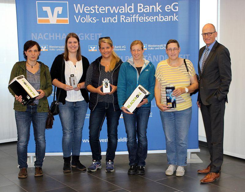 Westerwald Bank und R+V informieren rund um private Vorsorge