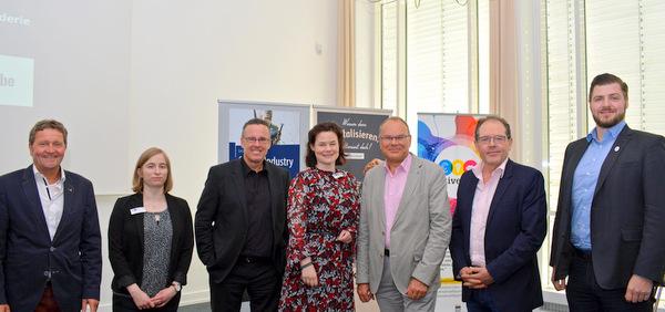 """""""KuK-Day"""" 2019: Kreativschaffende tauschten sich in Koblenz aus"""