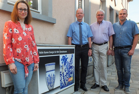 Fotokunst auf Schaltschränken in Höhr-Grenzhausen