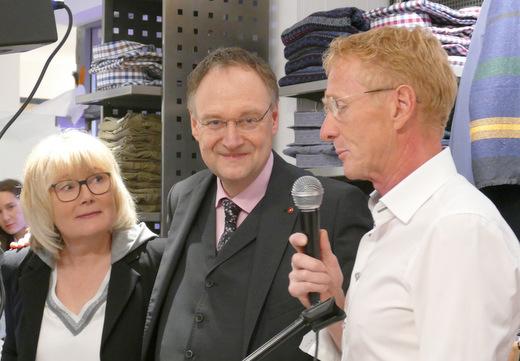 Das Modehaus Iserlohe wird 90 ... und hat jetzt einen Damenbereich