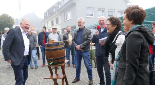 Gebhardshainer Herbstmarkt lockte wieder mit buntem Programm