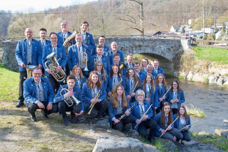 Limbacher Dorfmusikanten. Foto: privat