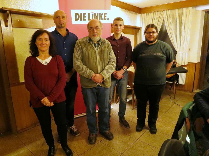 DIE LINKE. Westerwald wählte neuen Kreisvorstand