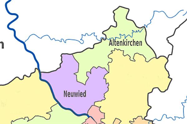 Landräte lehnen Zusammenschluss Altenkirchen und Neuwied klar ab