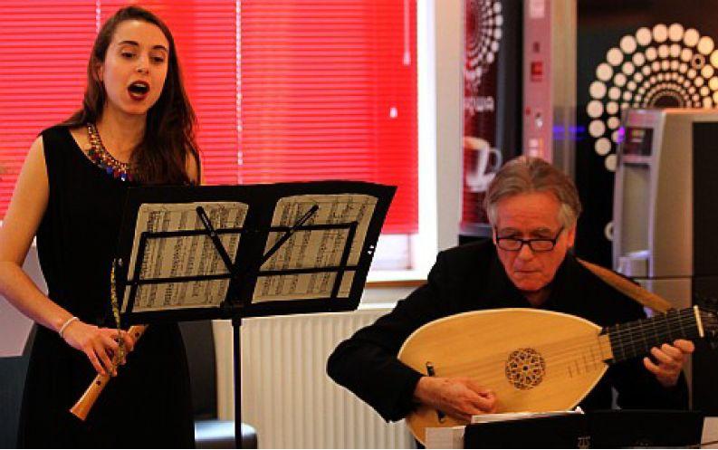 Spanische Musik im Kulturkeller