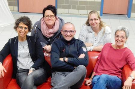 Neuer Vorstand bei Hammer Theatergruppe Lampenfieber