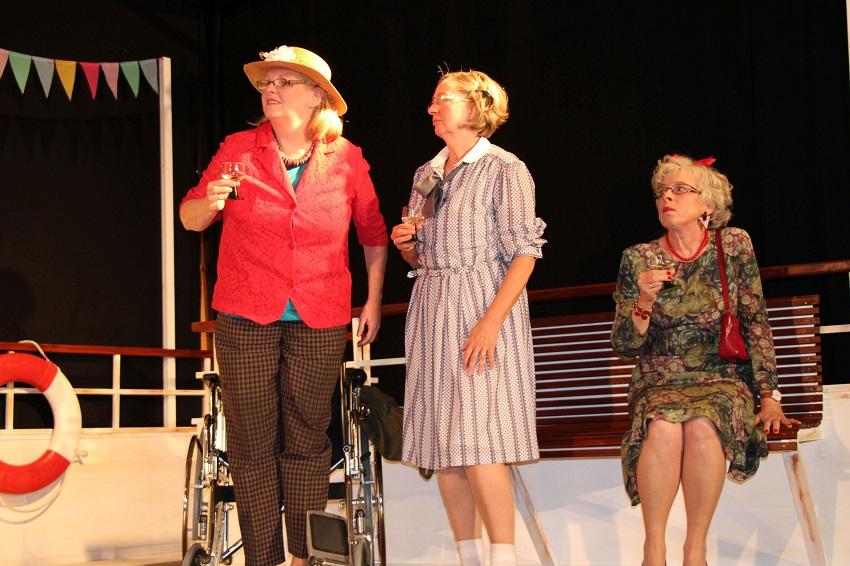 Amateurtheater Lampenfieber vermisst die Bühne und die Fans