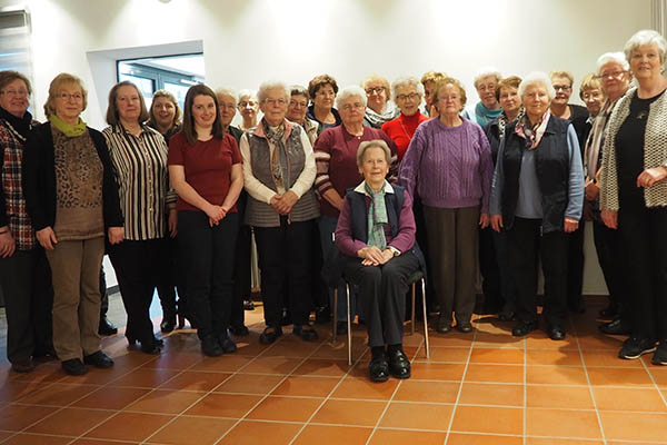 Bezirkstag der Land-Frauen Puderbach