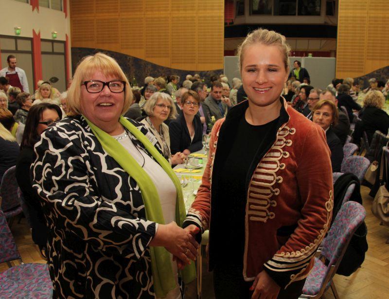 Landfrauenverband Westerwald feierte sein 60-jähriges Bestehen