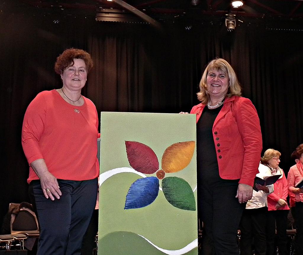 90 Jahre Landfrauenverband Altenkirchen wurden gefeiert