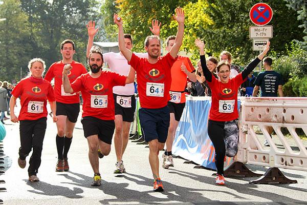 9. Staffel-Marathon Waldbreitbach am 3. Oktober