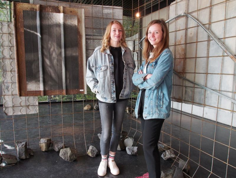 "Junge Kunst zum Kultursommerthema ""Heimat/en"""