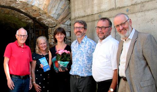 Kulturpreis Westerwald geht an die Montabaurer Lauschvisite