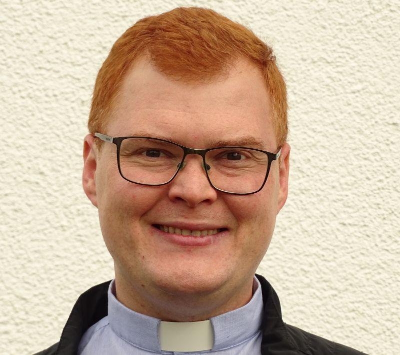Leon Pista neuer Kaplan in der Pfarrei St.Franziskus im Hohen Westerwald