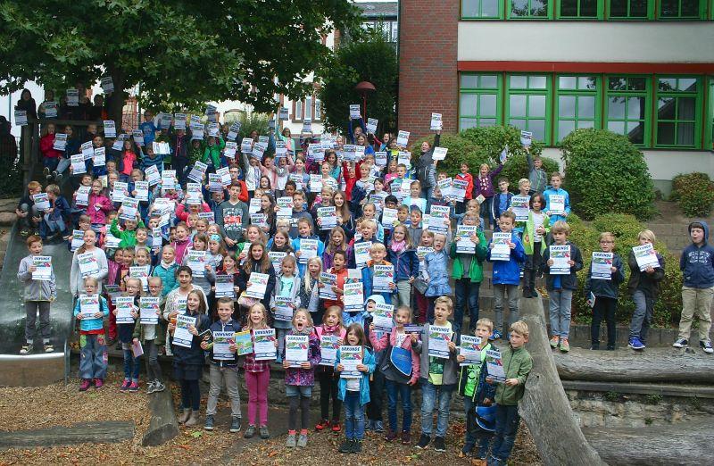 Zauberhafte Lesesommer-Abschlussveranstaltung in Hachenburg