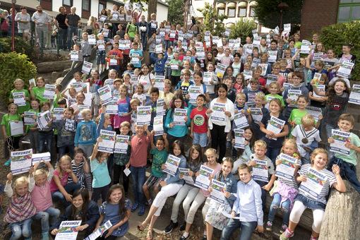 Vielleser beim Lesesommer in Hachenburg ausgezeichnet