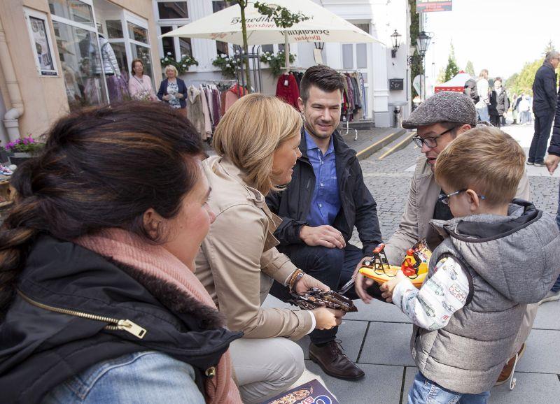 CDU im Schlussspurt für Stadtbürgermeisterkandidat Stefan Leukel
