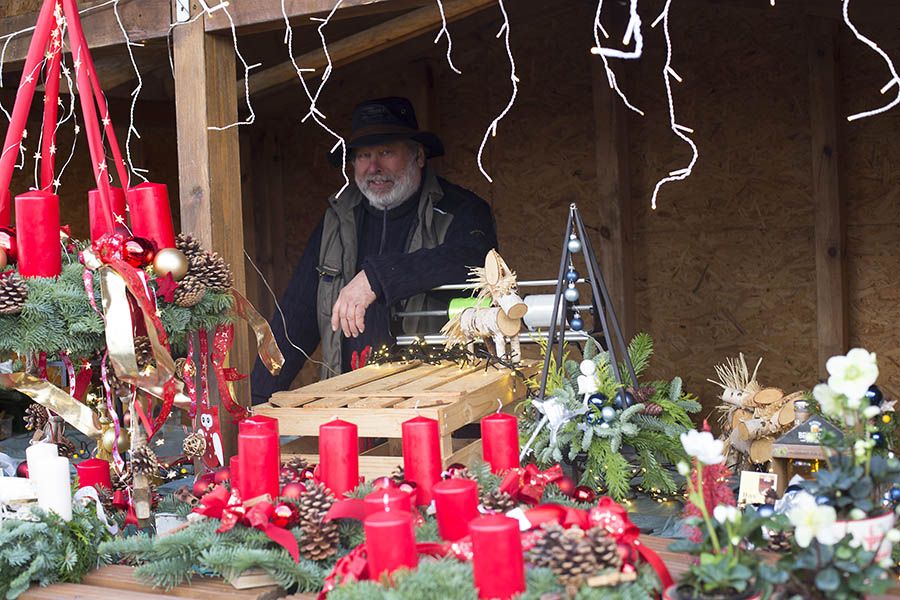 Dierdorfer Christmarkt gut besucht