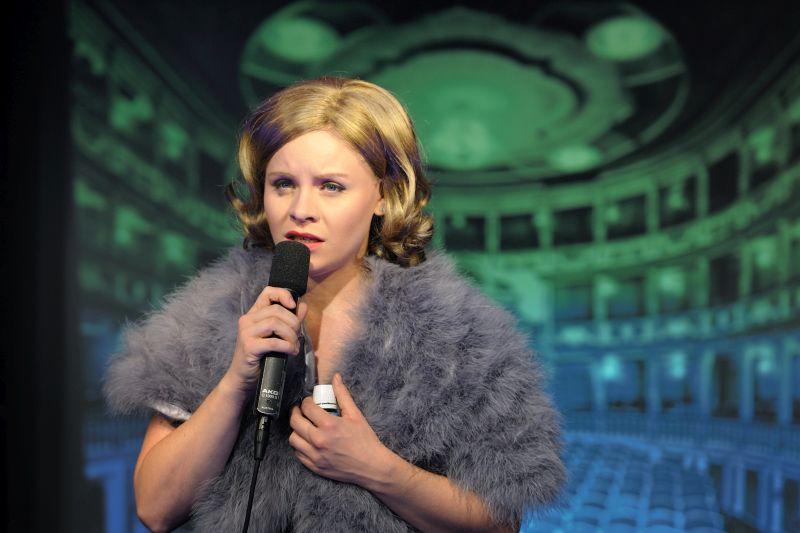 Das aufregende Leben der Lale Andersen im Schlosstheater Neuwied