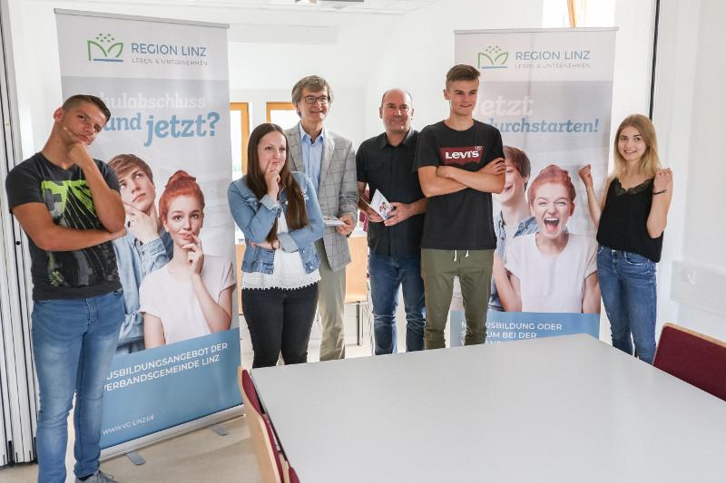 Verbandsgemeinde Linz startet Ausbildungsinitiative