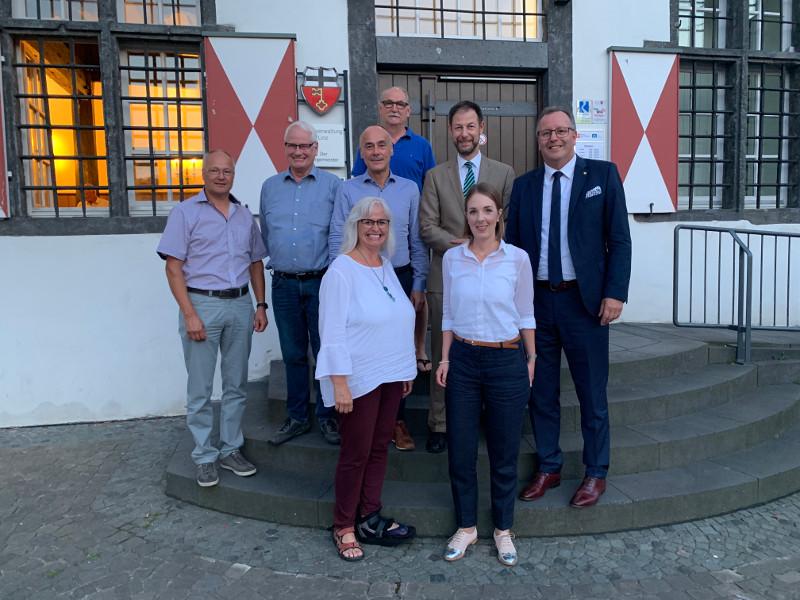 Demuth freut sich über einstimmige Wahl von Beigeordnetem Muthers