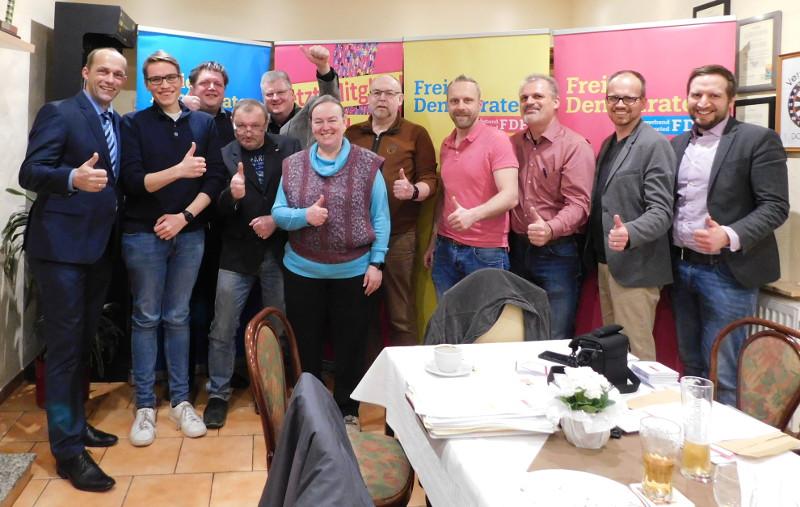Frauen-Power bei der FDP Linz