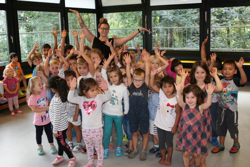 """""""Kids Week"""": Spenden für die Kita gesammelt"""
