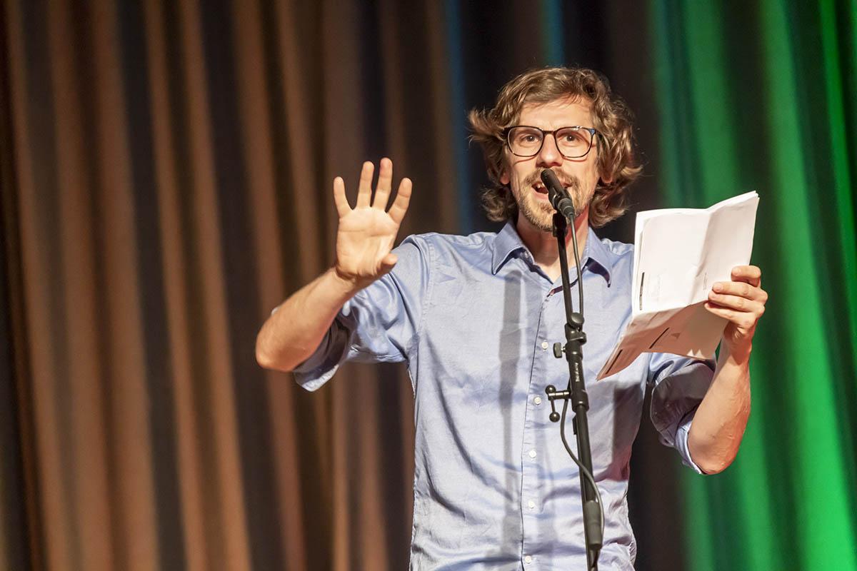 Poetry Slam in Linz am Rhein