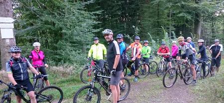 TuS Horhausen startet Mountainbike-Treff