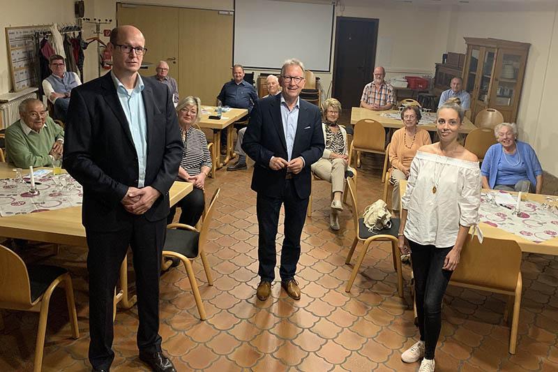 CDU Gemeindeverband Bad Hönningen stellt Weichen für Wahl