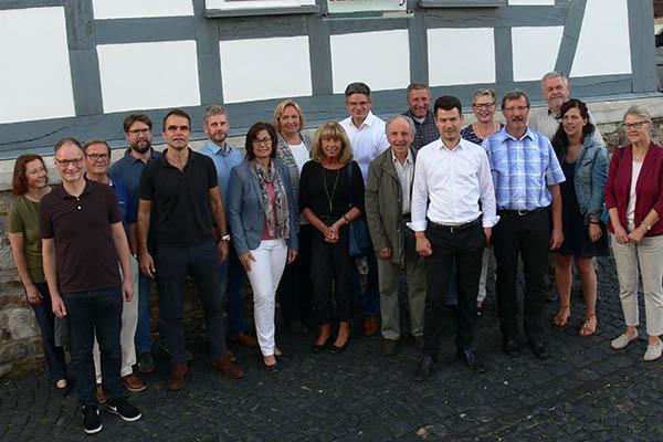 Hundertprozentige Unterstützung durch die Mitgliederversammlung für Stefan Leukel. Foto: CDU
