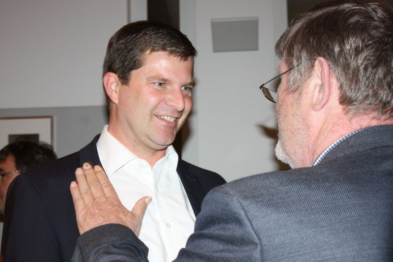 Maik Köhler wird Bürgermeister der VG Kirchen