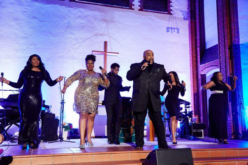 New York Gospel Stars in Rennerod