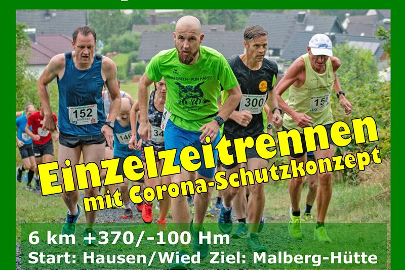"""21. Malberglauf: """"Hinkommen-Laufen-Heimfahren!"""""""