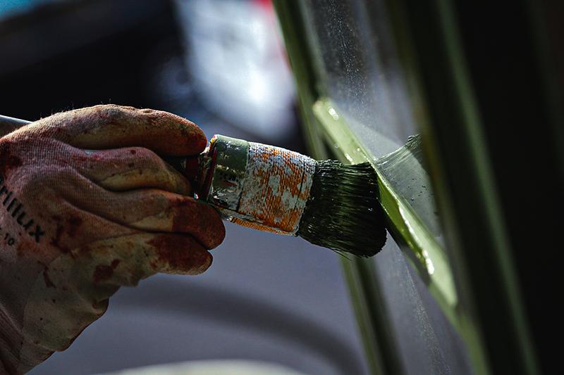 Mehr Geld für 300 Maler und Lackierer im Kreis Neuwied gefordert