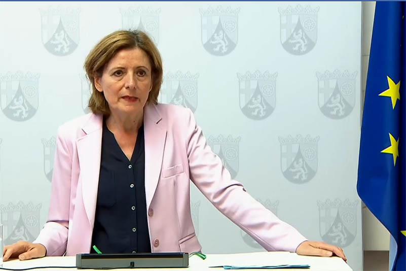 Rheinland-Pfalz führt Schutzmaskenpflicht ab kommenden Montag ein