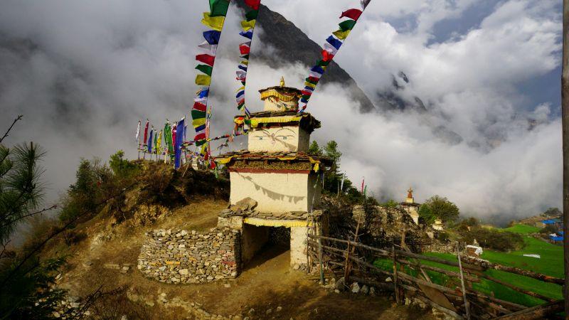 Urspr�ngliches Nepal - rund um den Manaslu