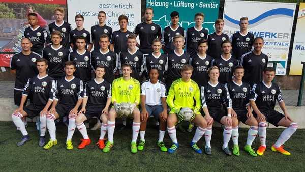 U19 des JFV Siebengebirge steigt in die Mittelrheinliga auf