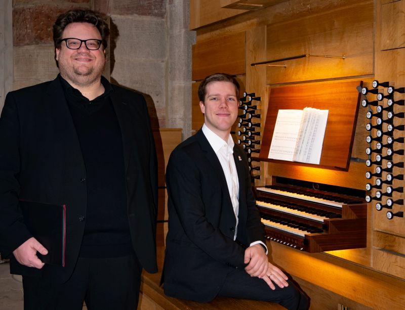 Marienstatt: Konzert mit Bariton und Orgel
