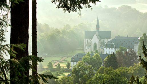 Große Schöpfungsfeier auf dem Klostergelände der Abtei Marienstatt